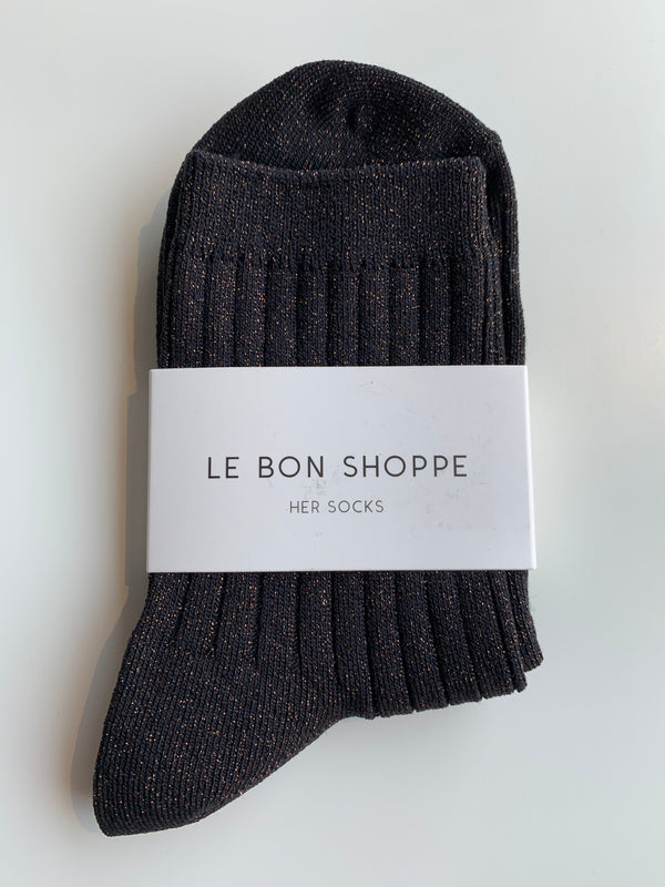 Le Bon Shoppe -Copper/Black