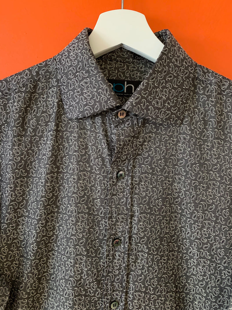 EPH Paisley Print Button Down