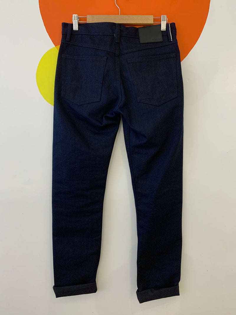 Gustin Slim Fit Raw Denim