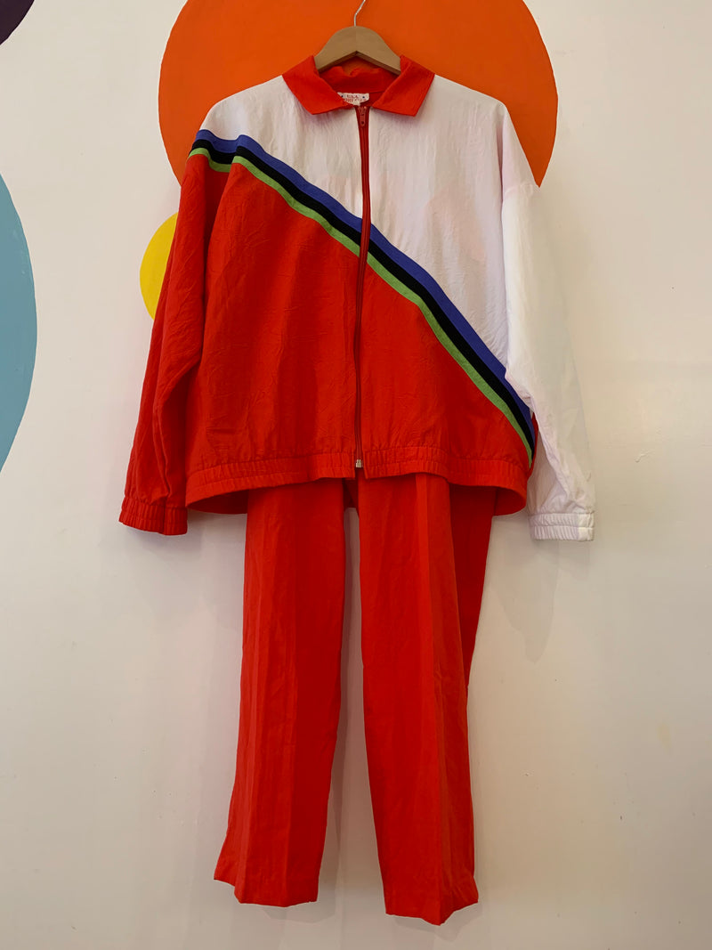 True Vintage Track Suit Set