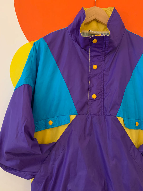 Vintage Winnipeg Made Windbreaker!