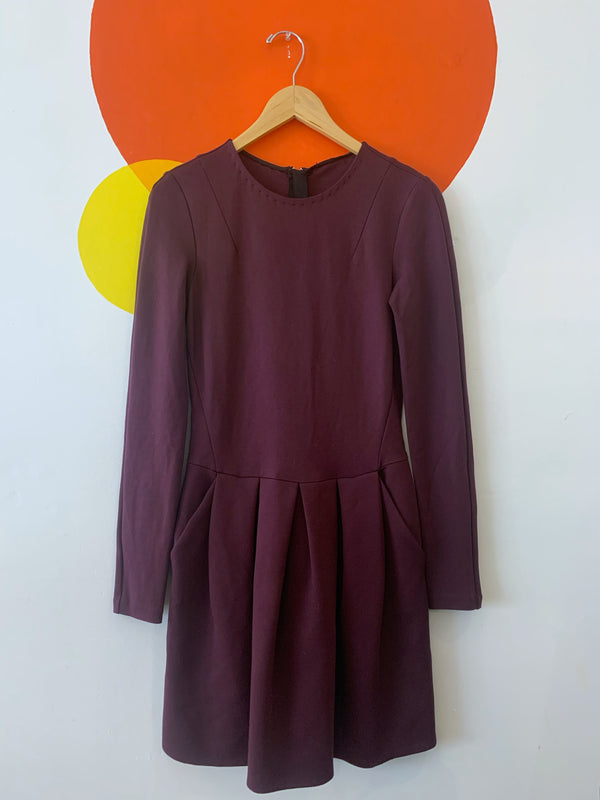 Wilfred Long Sleeve Dress