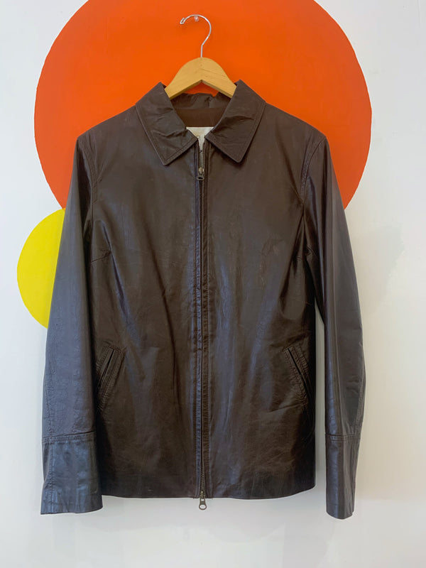 Argentinian Leather Jacket