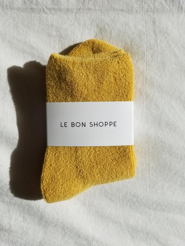 Le Bon Shoppe - Cloud Socks - Honey