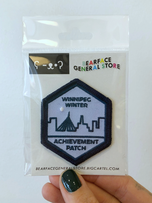 Winnipeg Winter Achievement Patch