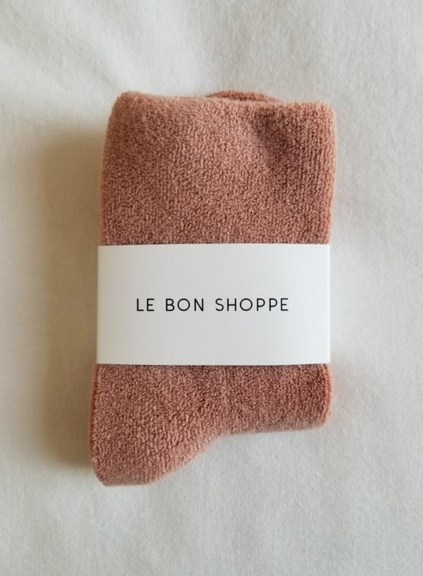Le Bon Shoppe - Cloud Socks - Mulberry