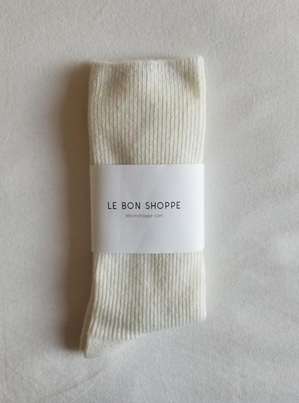 Le Bon Shoppe - Grandpa Socks - Sugar