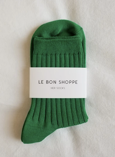 Le Bon Shoppe - Kelly Green