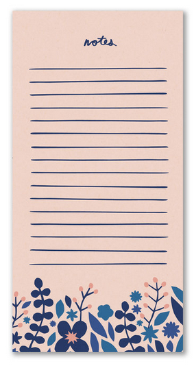 Meadow Notepad