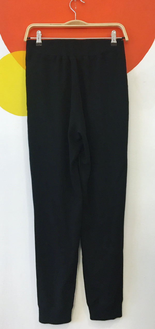 Black wilfred Joggers
