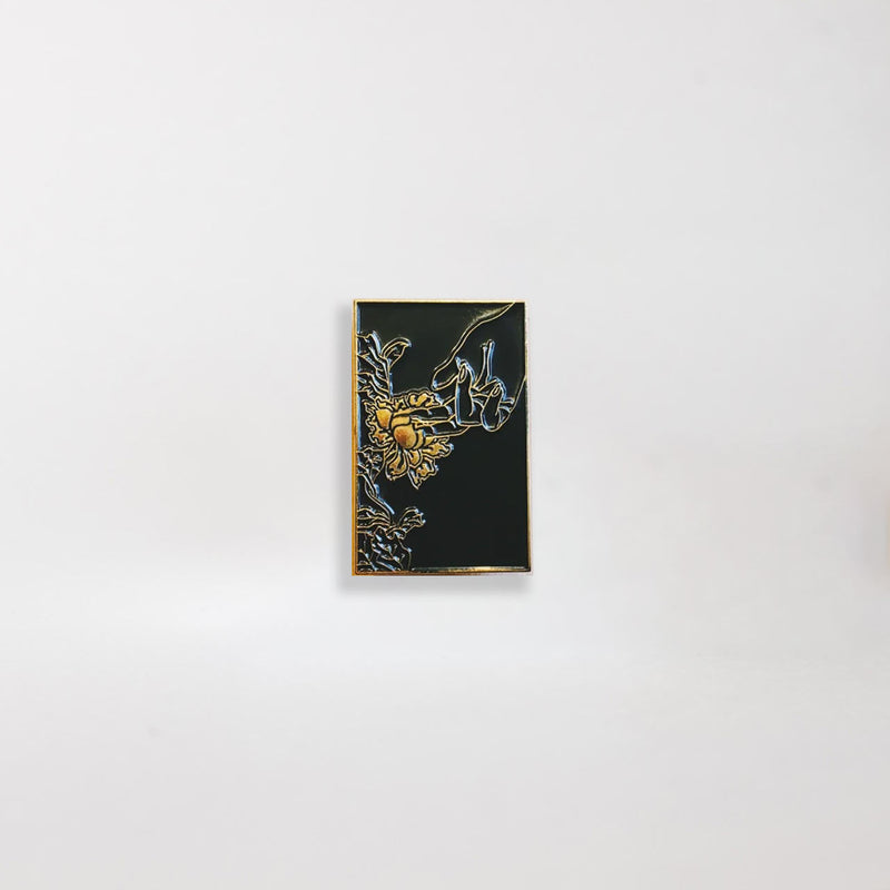Love Petals Enamel Pin