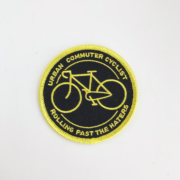 Urban Commuter Patch