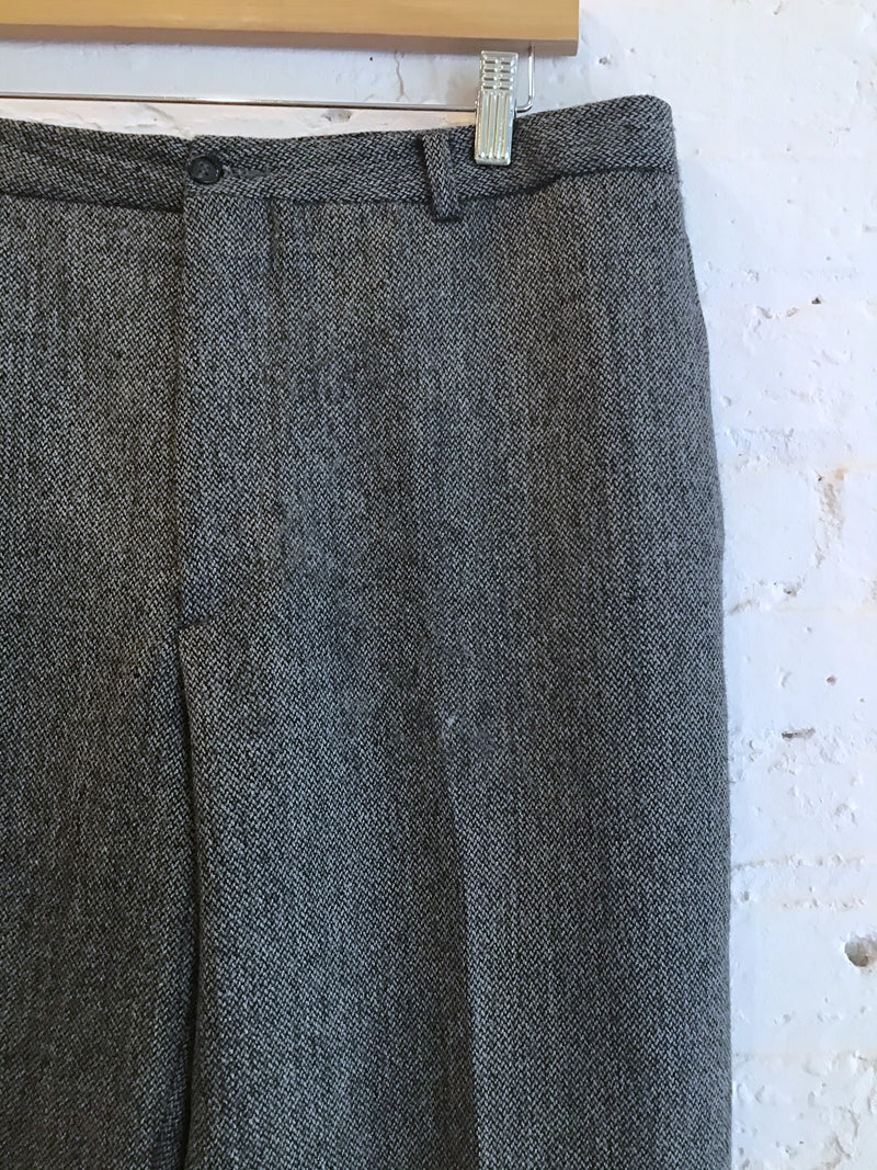 100% Wool Trousers