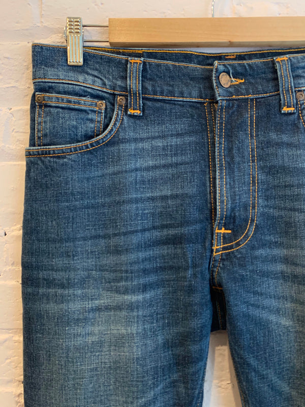Nudie Jeans - Dark Wash