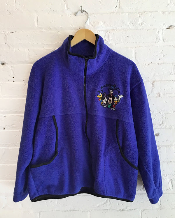 Vintage Disney fleece