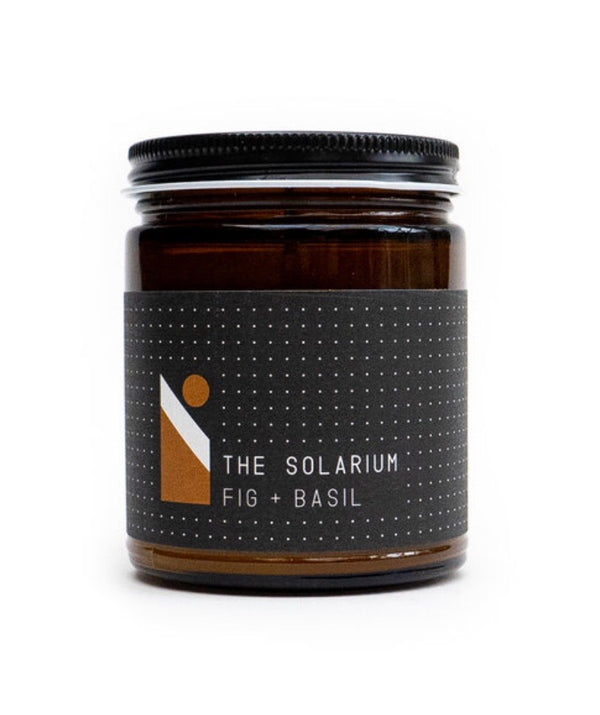 The Solarium candle