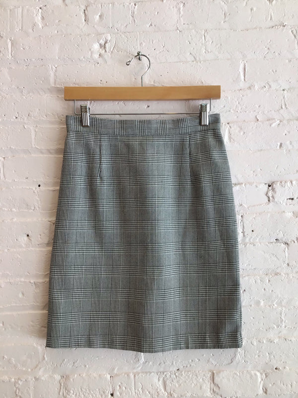 Vintage Tweed Skirt