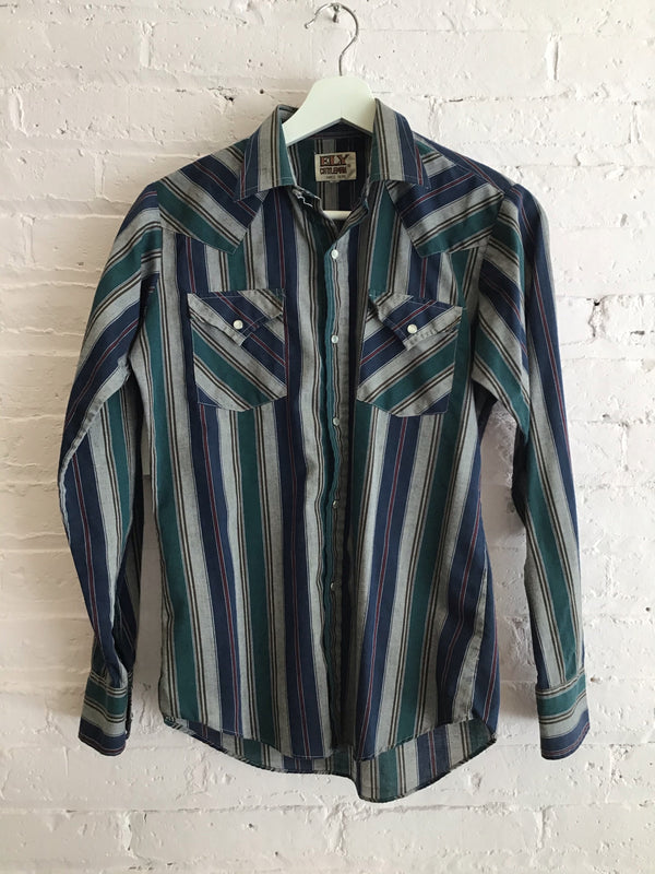 Western Snap Front Shirt