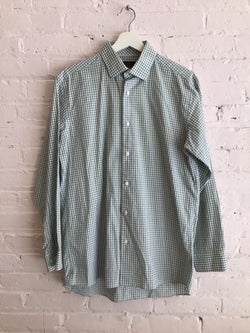 Ben Sherman Gingham Button Up