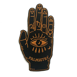 Palmistry Iron On Patch