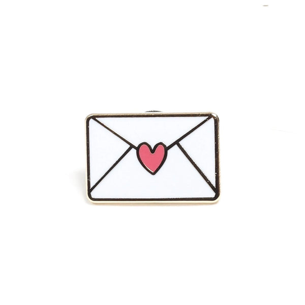Love Letter Enamel Pin