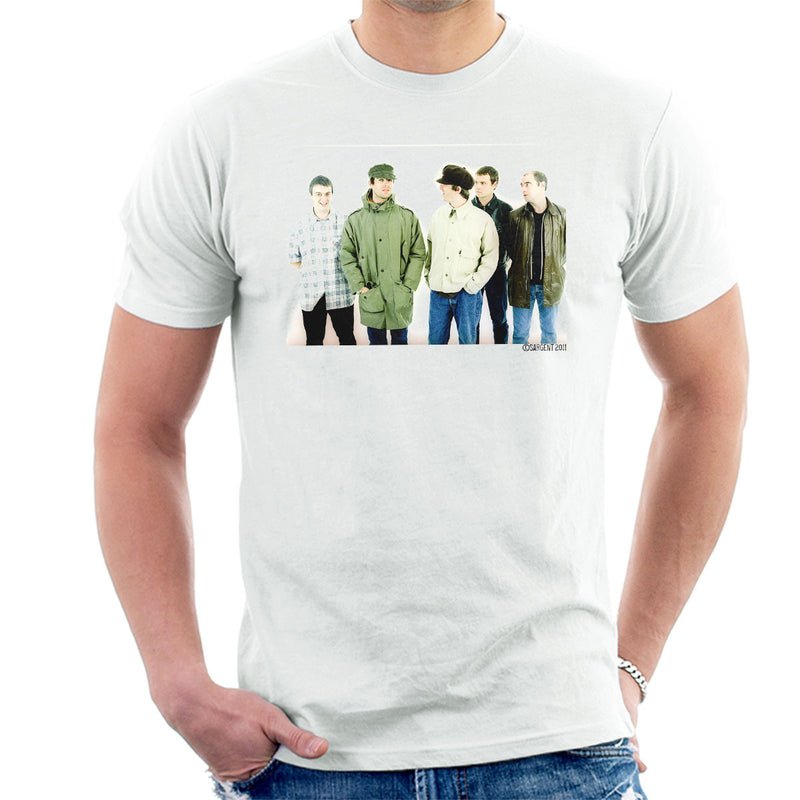 Oasis Band Noel Liam Gallagher Men's T-Shirt