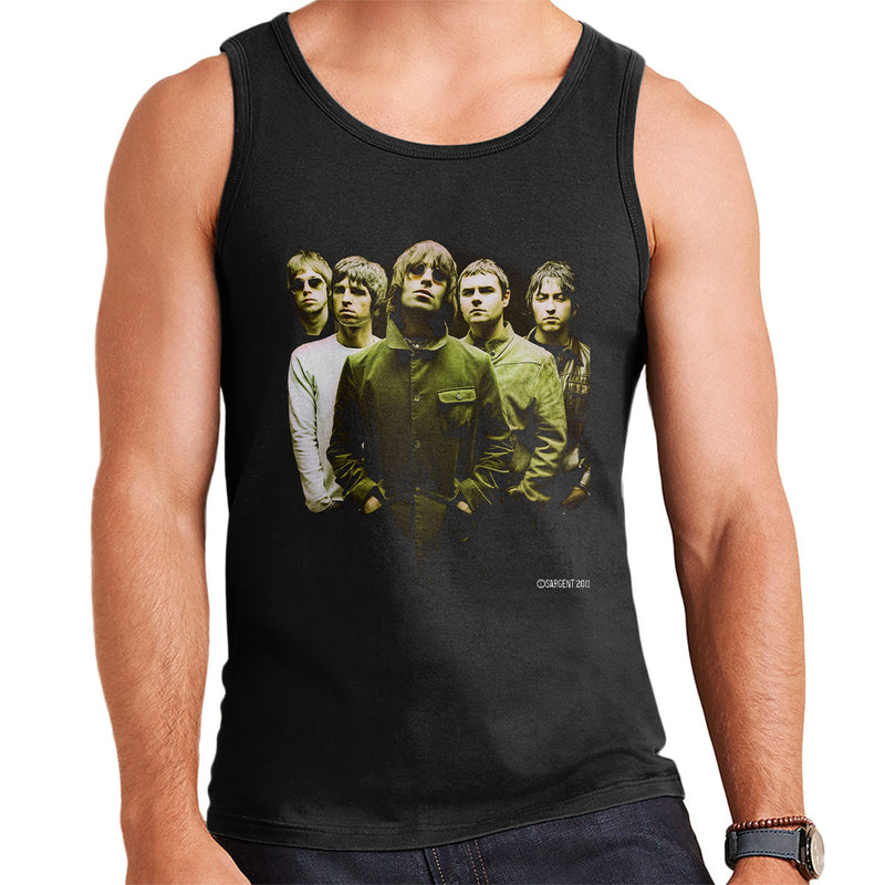 Oasis Band Liam Noel Gallagher Men's Vest