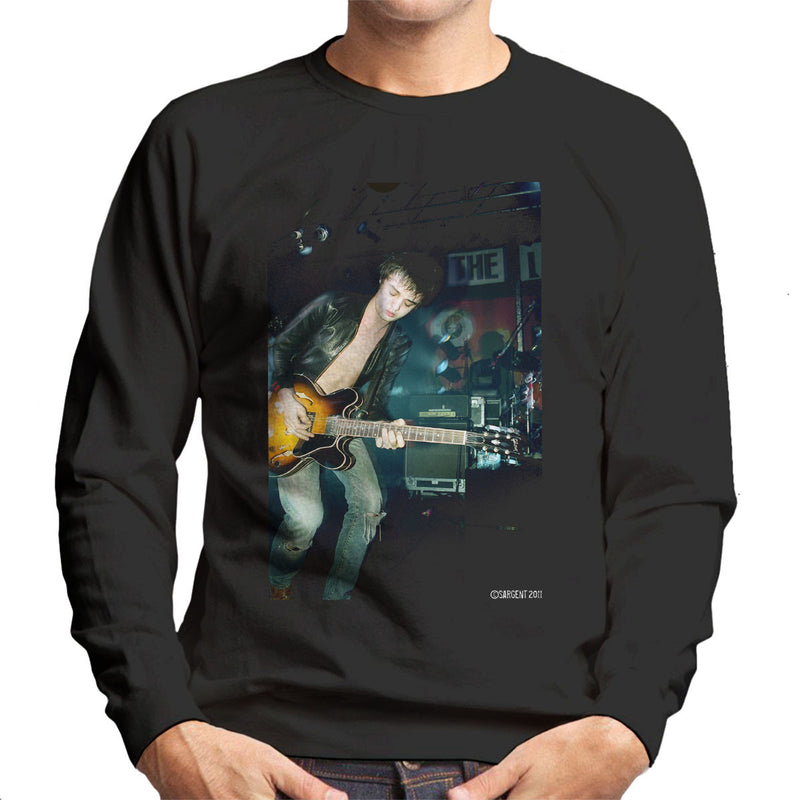 Pete Doherty Libertines Live Men's Sweatshirt - Don't Talk To Me About Heroes