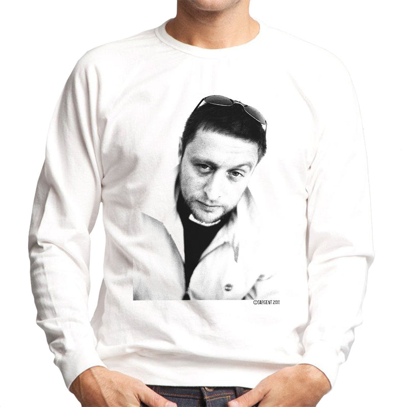 Shaun Ryder Happy Mondays Men's Sweatshirt - Don't Talk To Me About Heroes