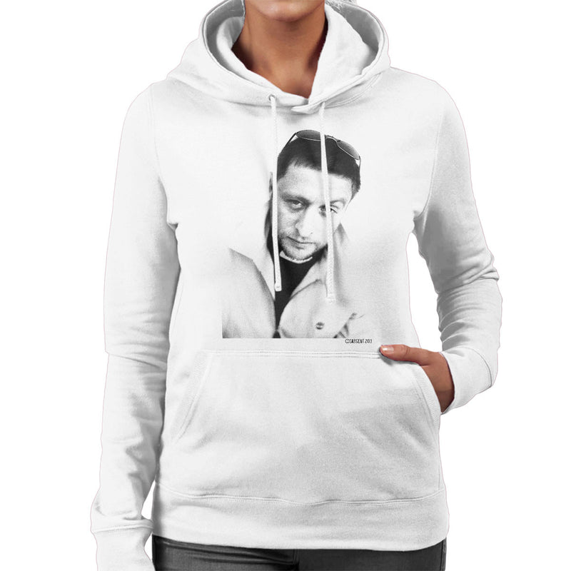 Shaun Ryder Happy Mondays Women's Hooded Sweatshirt