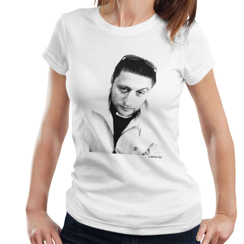 Shaun Ryder Happy Mondays Women's T-Shirt - Don't Talk To Me About Heroes