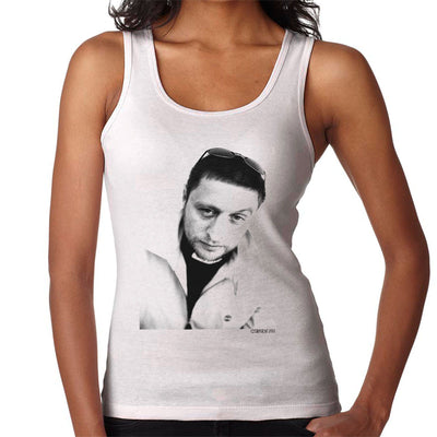 Shaun Ryder Happy Mondays Women's Vest - Don't Talk To Me About Heroes