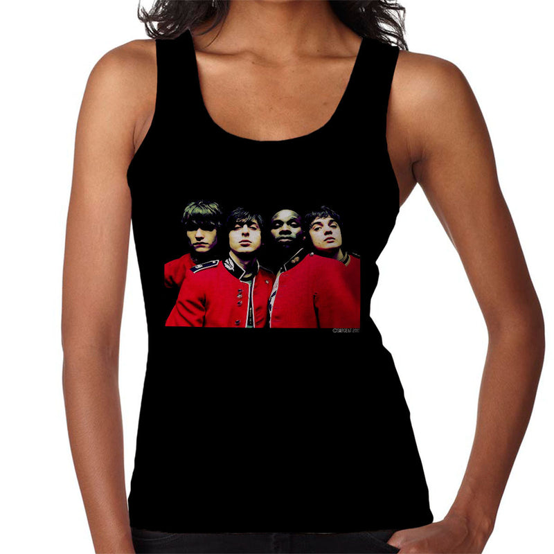 The Libertines Time For Heroes Album Cover Women's Vest