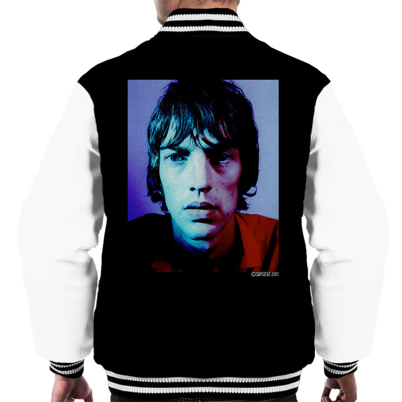 The Verve Richard Ashcroft Men's Varsity Jacket - Don't Talk To Me About Heroes
