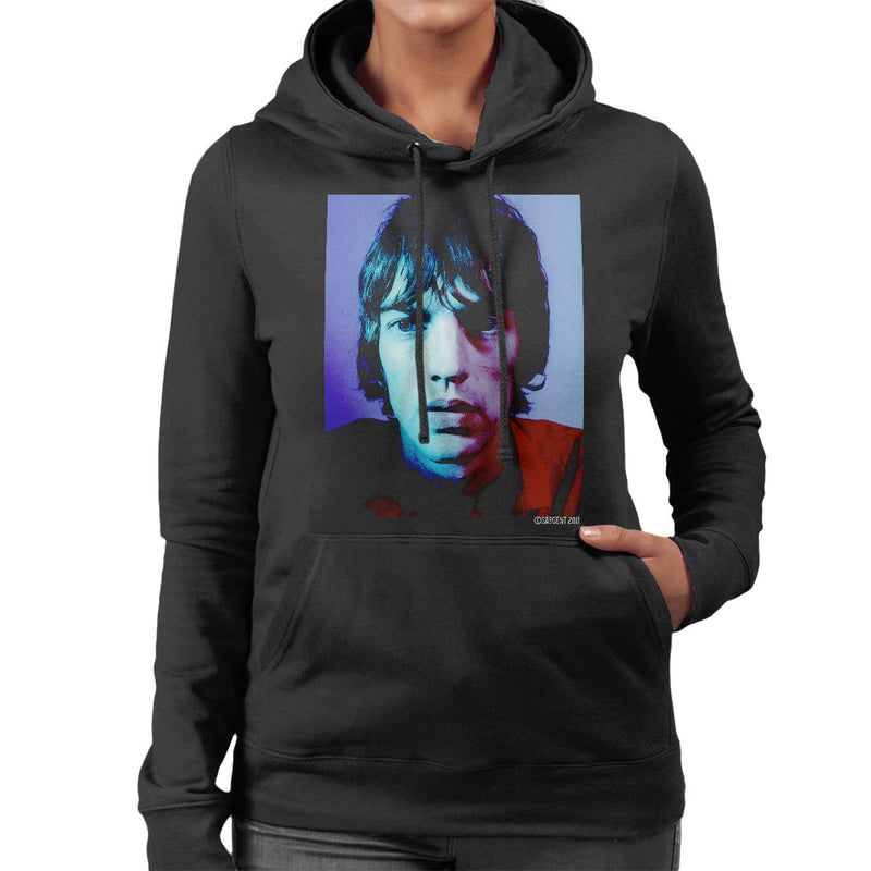 The Verve Richard Ashcroft Women's Hooded Sweatshirt - Don't Talk To Me About Heroes
