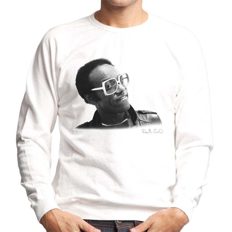 Bobby Womack London 1982 Men's Sweatshirt - Don't Talk To Me About Heroes