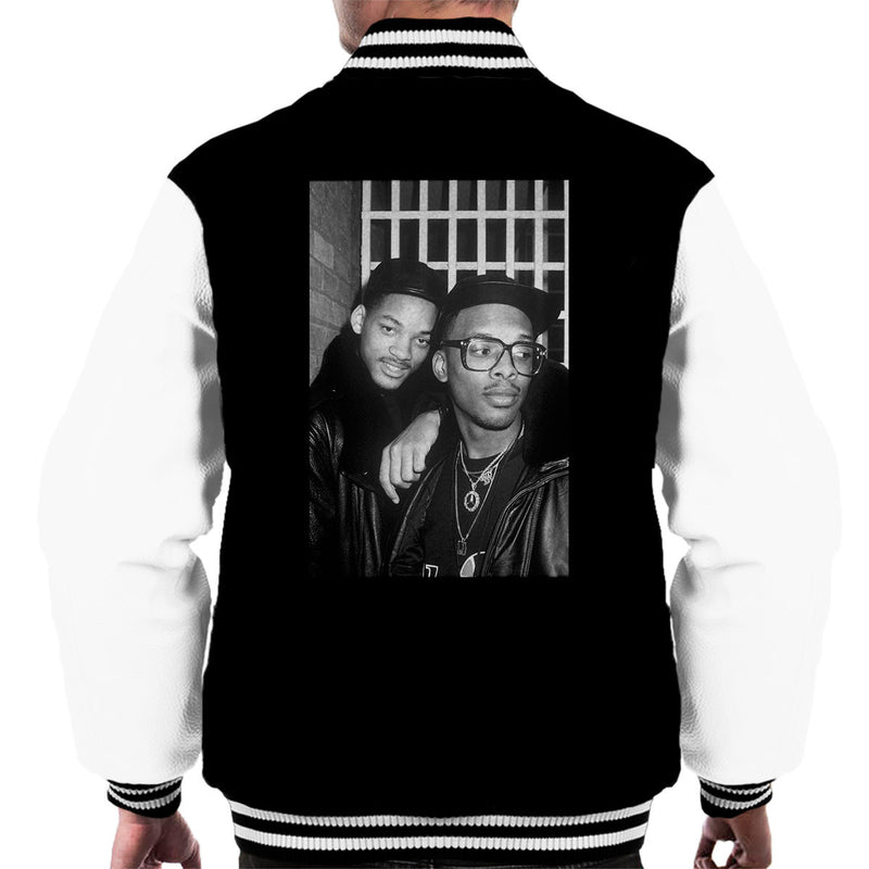 DJ Jazzy Jeff and The Fresh Prince London 1986 Men's Varsity Jacket - Don't Talk To Me About Heroes