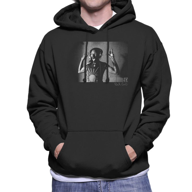 Lee Scratch Perry Jungle Lion Studio 1980 Men's Hooded Sweatshirt - Don't Talk To Me About Heroes