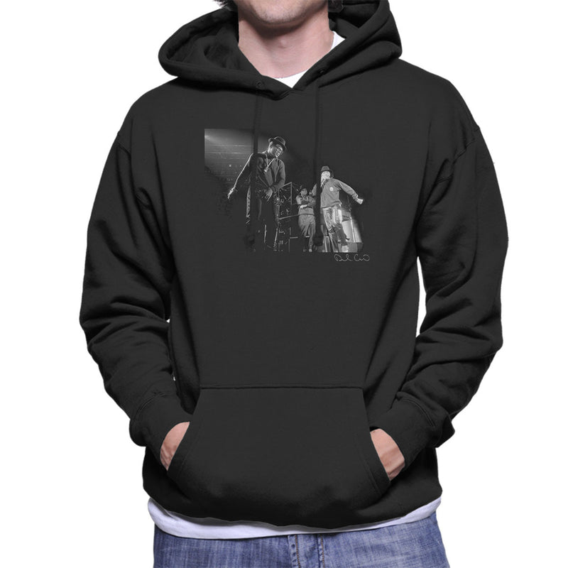 Run DMC Live Hammersmith Odeon 1986 Men's Hooded Sweatshirt