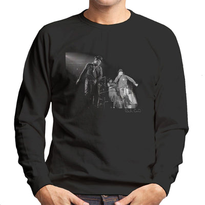 Run DMC Live Hammersmith Odeon 1986 Men's Sweatshirt - Don't Talk To Me About Heroes