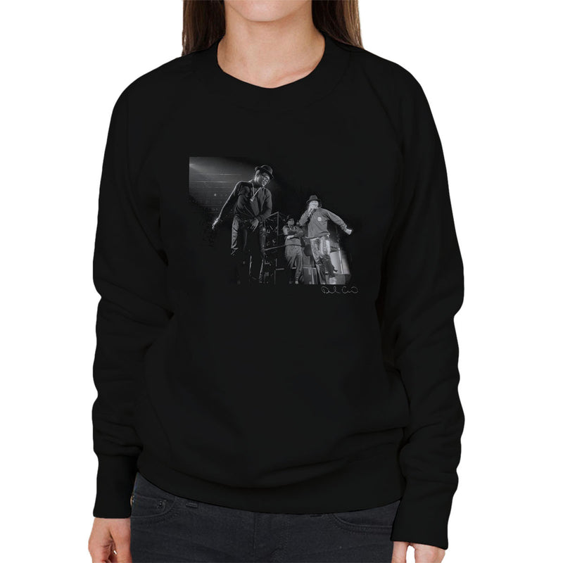 Run DMC Live Hammersmith Odeon 1986 Women's Sweatshirt