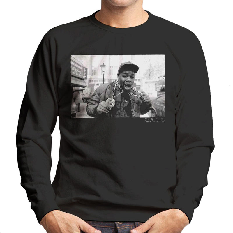 Biz Markie Just A Friend Men's Sweatshirt
