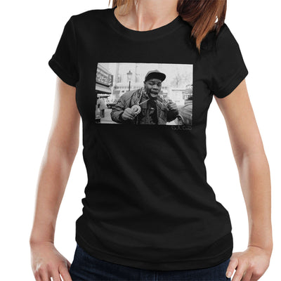 Biz Markie Just A Friend Women's T-Shirt - Don't Talk To Me About Heroes