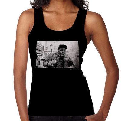 Biz Markie Just A Friend Women's Vest - Don't Talk To Me About Heroes