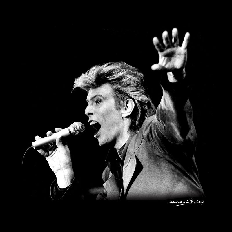 David Bowie Manchester City Football Club 1987
