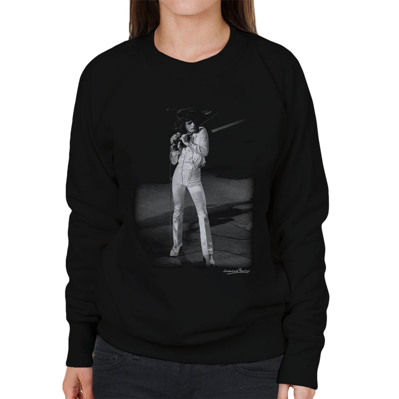 Freddie Mercury Queen Manchester Palace 1974 Women's Sweatshirt