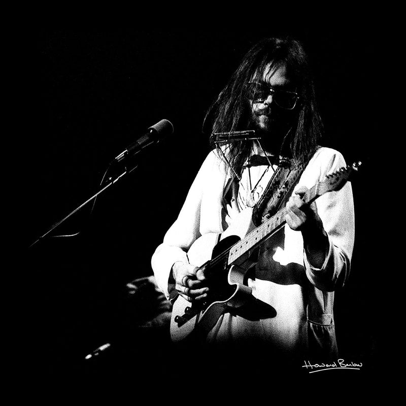 Neil Young Manchester Palace 1973
