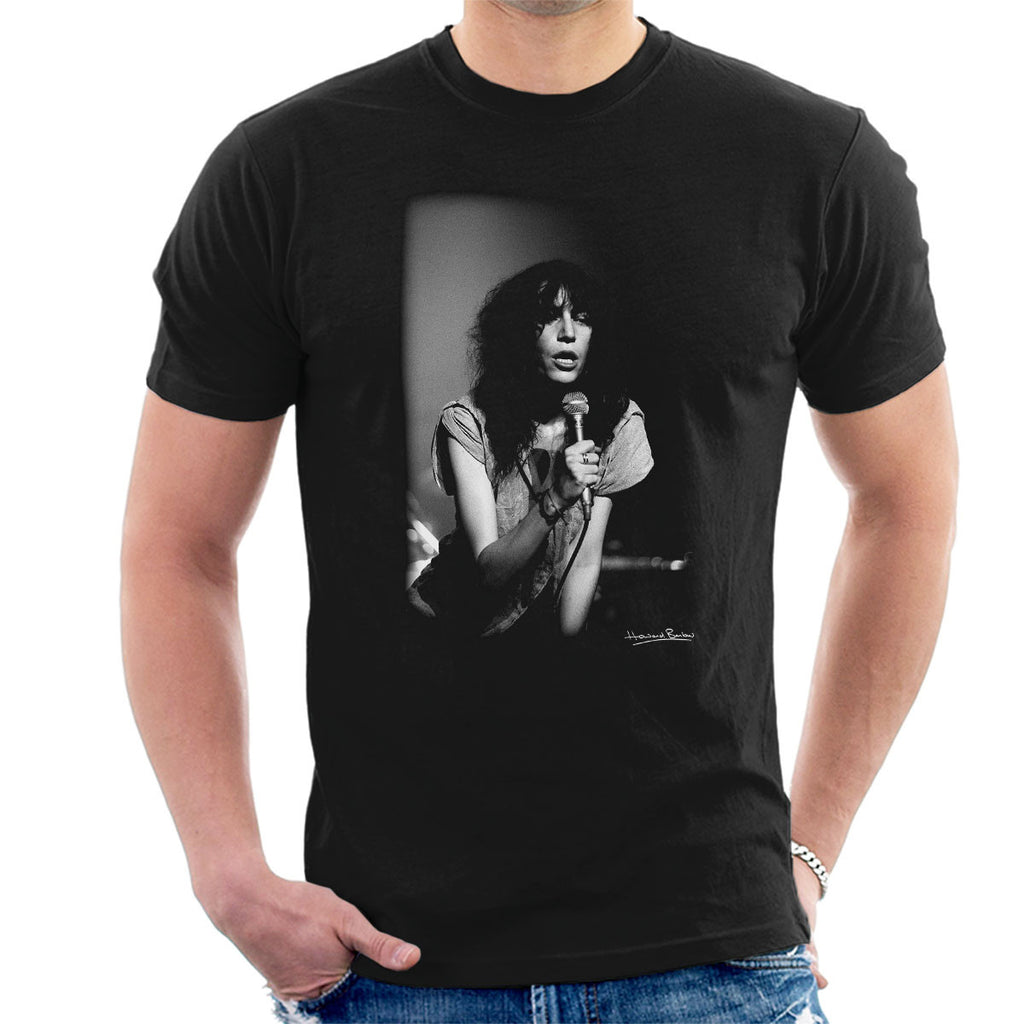 Patti Smith Manchester Apollo 1978 Men's T-Shirt