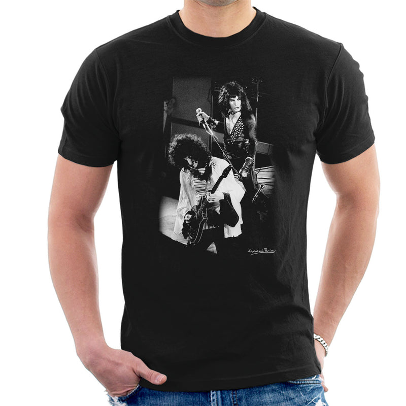 Queen Manchester Palace 1974 Men's T-Shirt - Don't Talk To Me About Heroes