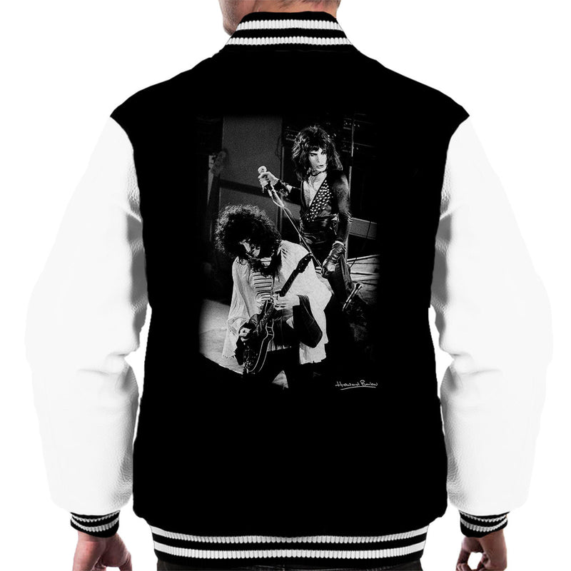 Queen Manchester Palace 1974 Men's Varsity Jacket